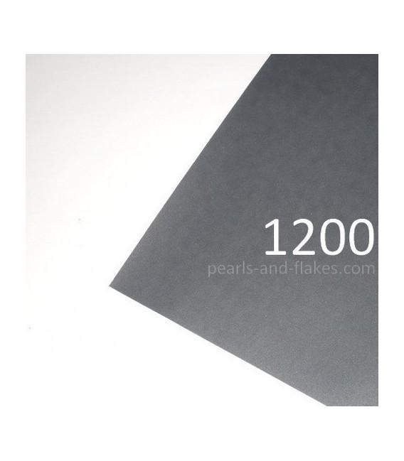 HOJAS ABRASIVAS 1200