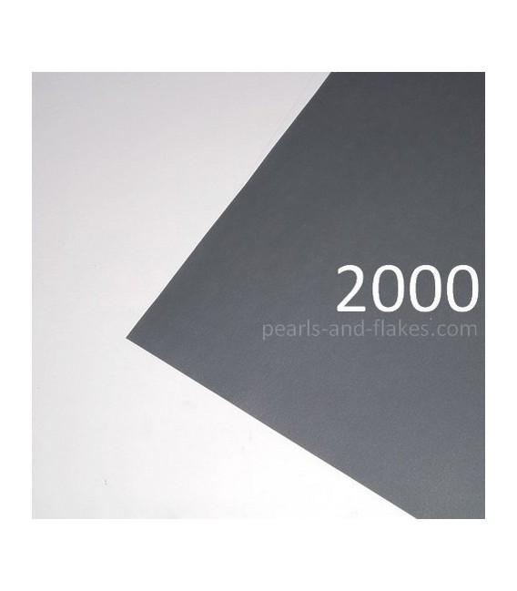 HOJAS ABRASIVAS 2000