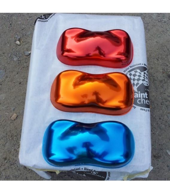 Moto Kit - Pintura cromo Candy