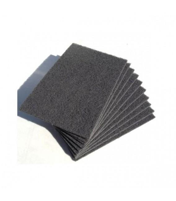 Esponja abrasiva 4 tipos (x5)