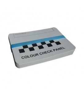 Paneles de Metal para muestras de pintura (100 piezas)