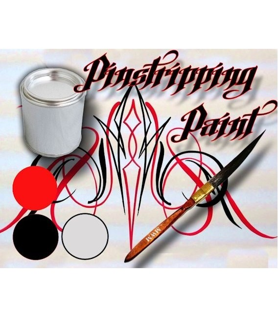 Pintura para Pinstripping 100 ml