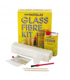 Kit de Resina y Fibra de Vidrio