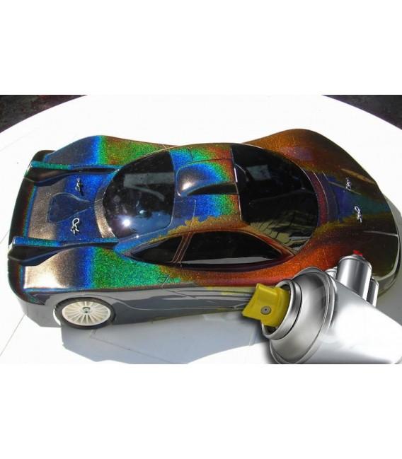 Bomba de pintura con efecto 3D HoloGram