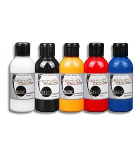 Pinturas Senjo® para el bodypainting