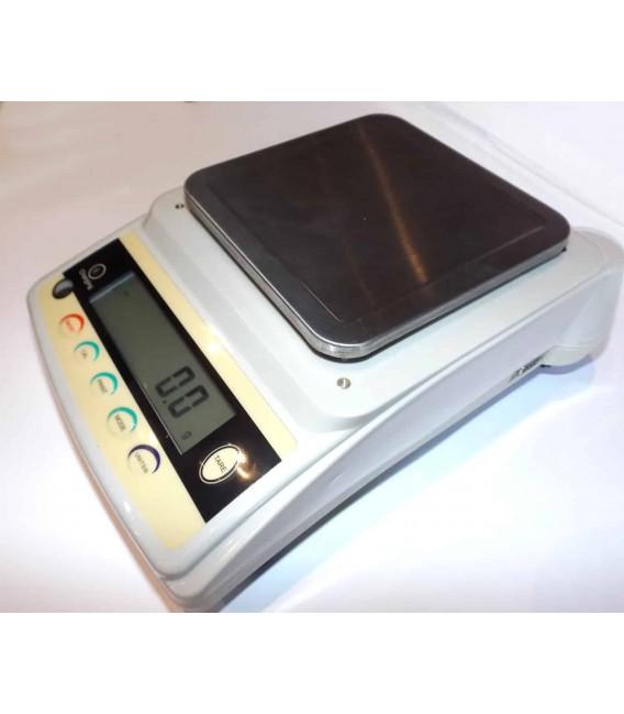 Báscula electrónica de precisión 0.1g a 5Kg
