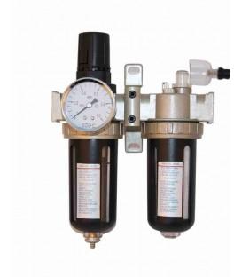 Filtro regulador lubrificador para aire comprimido AFR 3000