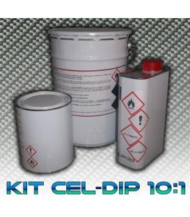 Base 2C especial para pintura hidrográfica en todos los soportes Cel-Dip