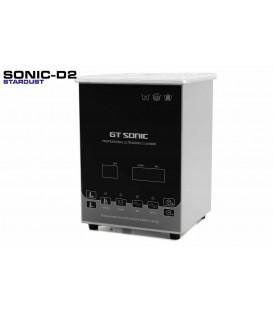 Limpiador ultrasónico para aerógrafo modelo doméstico 0,6L GT-F1 y modelo Pro 2L GT-SONIC-D2