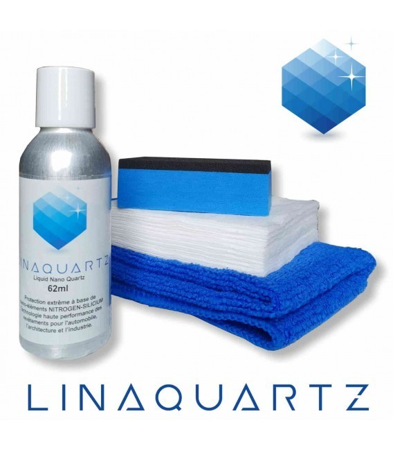 Revestimiento de protección permanente nano cerámico LinaQuartz®