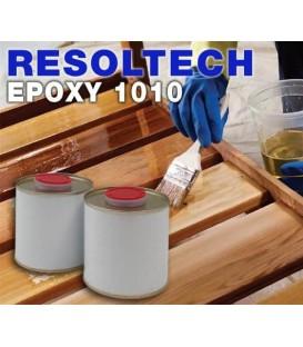 More about Resina Epoxi 1010 al agua para barnizado o impregnación
