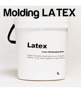 Látex líquido de 1 litro
