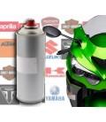 Spray de pintura para motocicleta en tinte original
