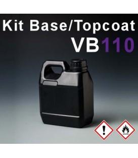 Base - barniz de agarre para cromado VB110 incoloro
