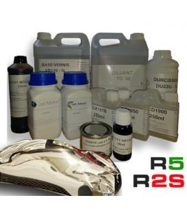 Kit Completo de Consumibles