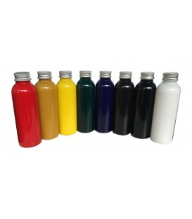 Colores opacos para resina epoxi poliuretano y poliéster 125ml