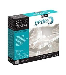 Resina Cristal Gédéo 150 ml