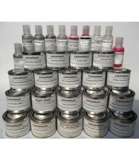 Kit Display - 37 muestras de pinturas
