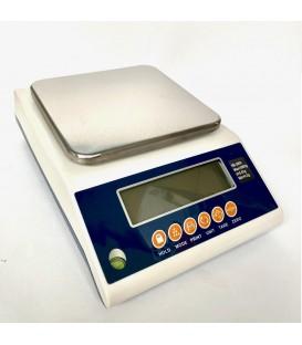 Báscula profesional digital de alta precisión - 3 kg