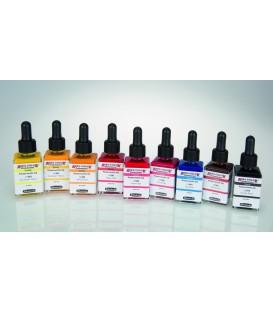 Las Candy Schmincke: 9 tintas Aero Color ultra finas e intensas