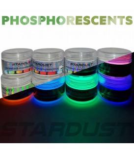 Polvos fosforescentes