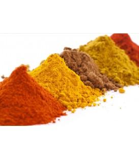 Pigmentos minerales naturales artísticos 250g