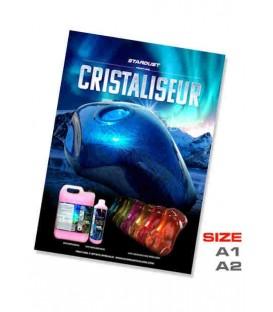 Poster pintura Cristalzador