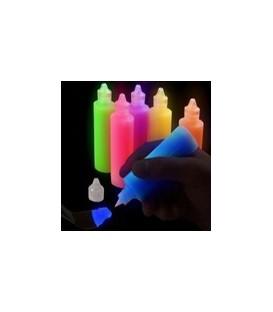 Las pinturas fluorescentes UV