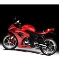 Pintura moto - Kit completo de pinturas con efectos y colores originales