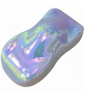 Pintura con reflejo nacarado opalescente